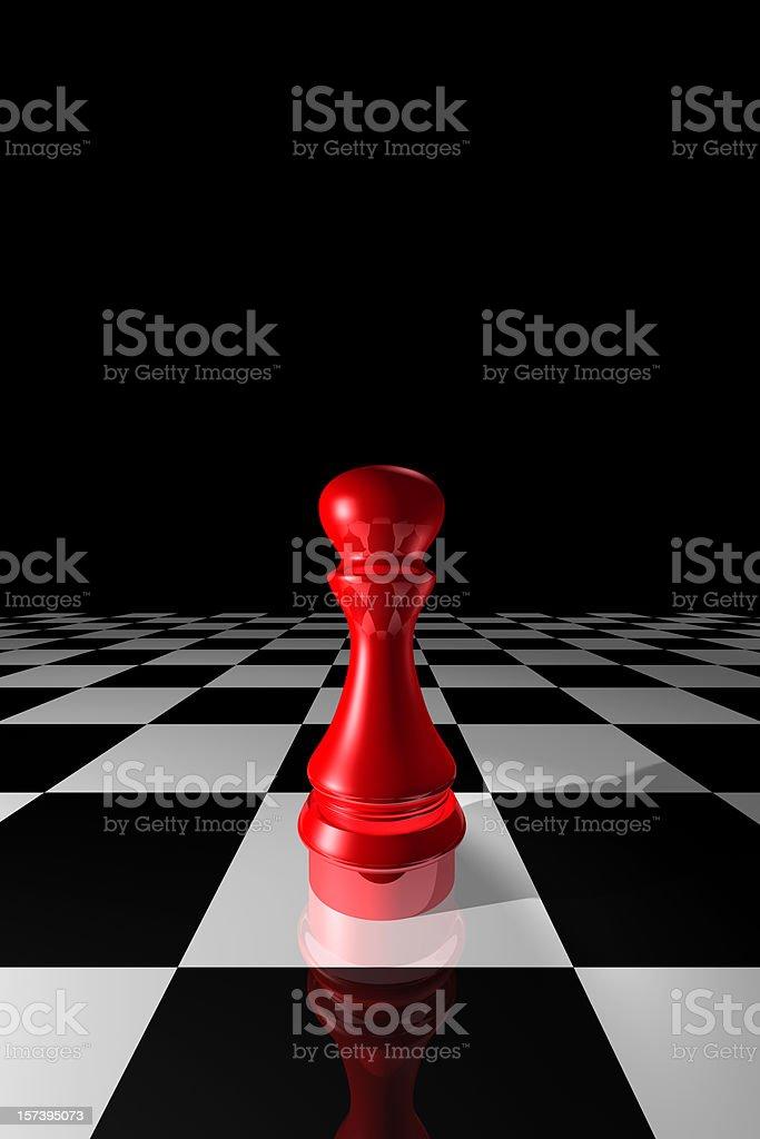 Winning Piece royalty-free stock photo
