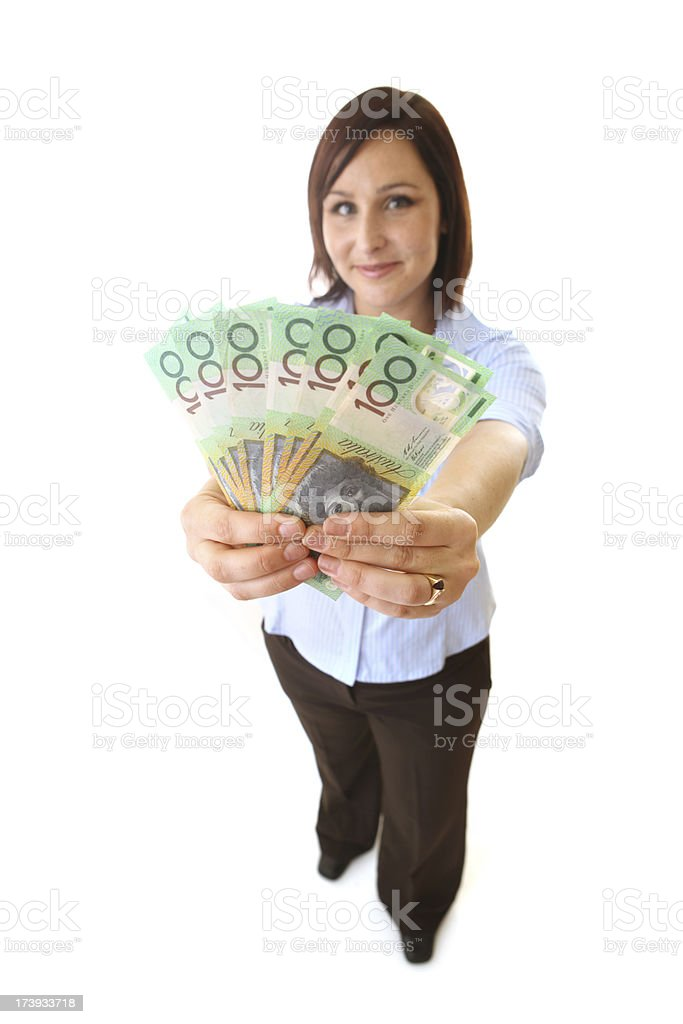 Winnings royalty-free stock photo