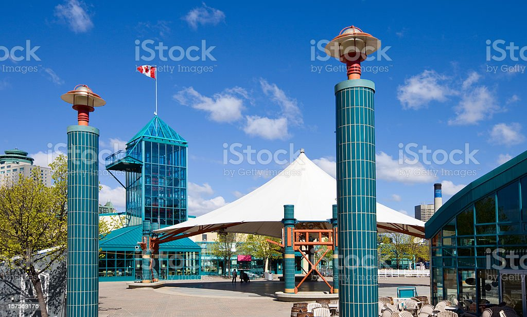 Winnipeg, Canada stock photo
