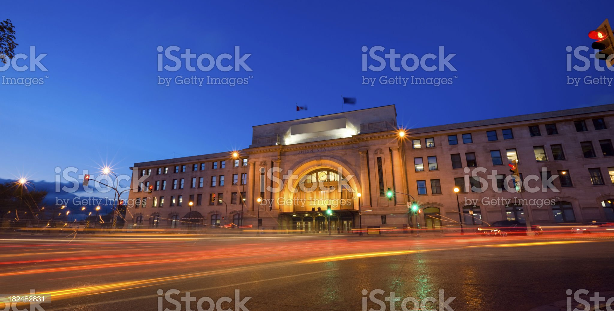 Winnipeg, Canada royalty-free stock photo