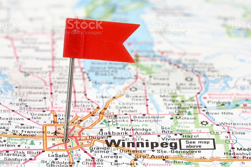 Winnipeg stock photo