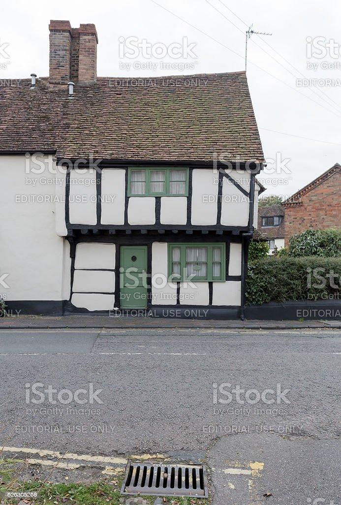 Winslow, Buckinghamshire, United Kingdom, October 25, 2016 stock photo