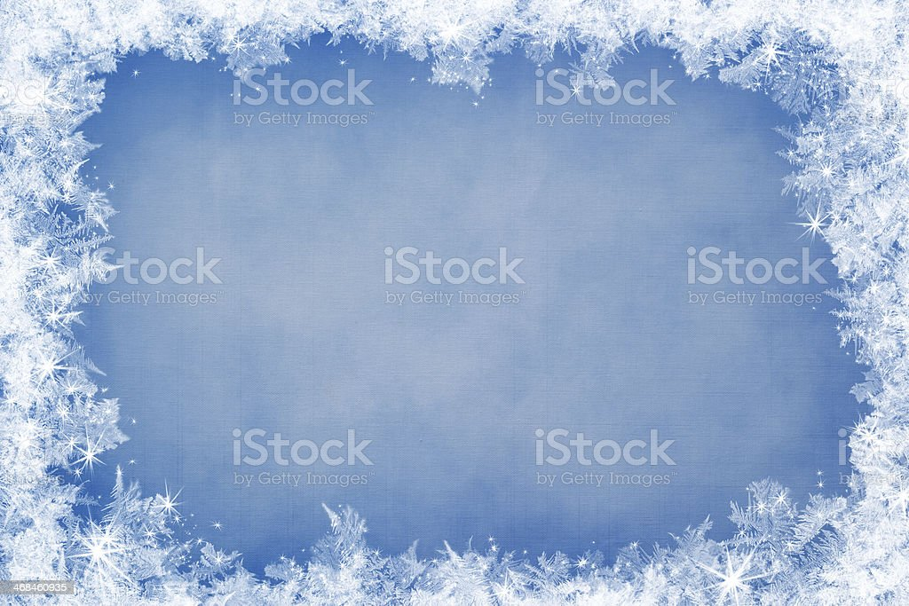 Winter background stock photo