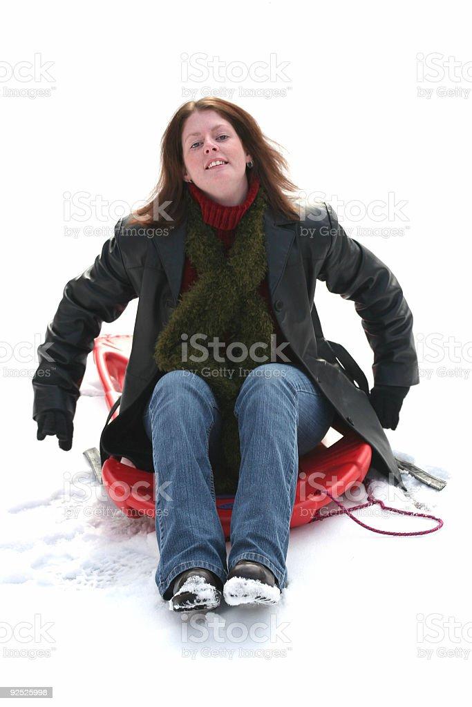 winter days royalty-free stock photo