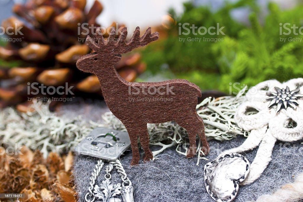 Winter Decoration royalty-free stock photo