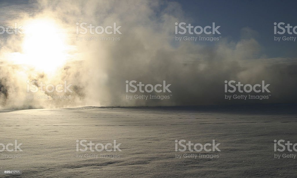 Winter Dream Series 8 royalty-free stock photo