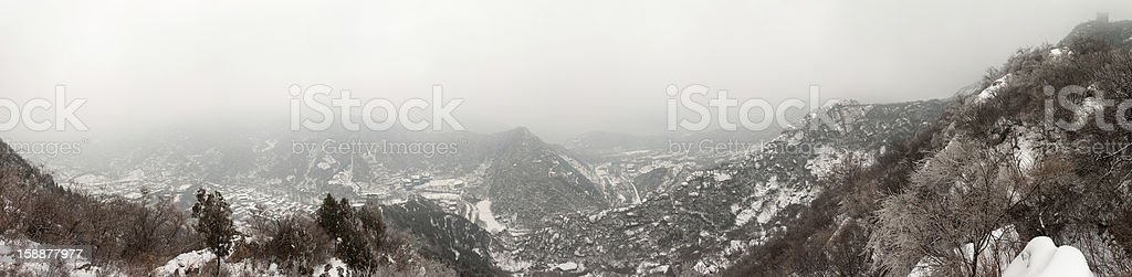 Winter Has Arrived royalty-free stock photo