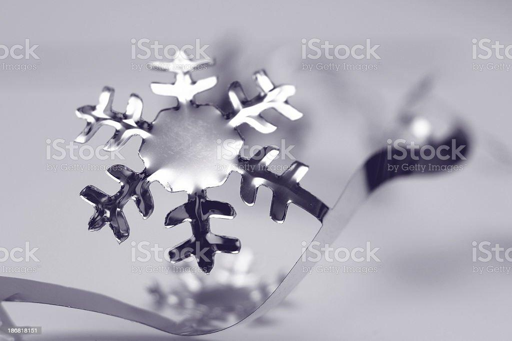 winter holiday wrap royalty-free stock photo