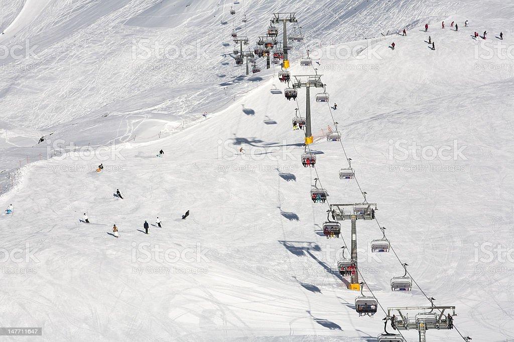 Winter Holydays stock photo