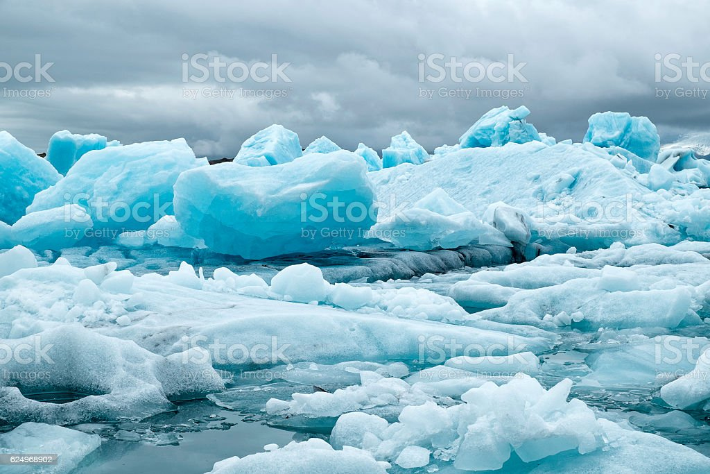 Winter is here stock photo