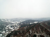 Winter Landscape, korea at pyeongchang