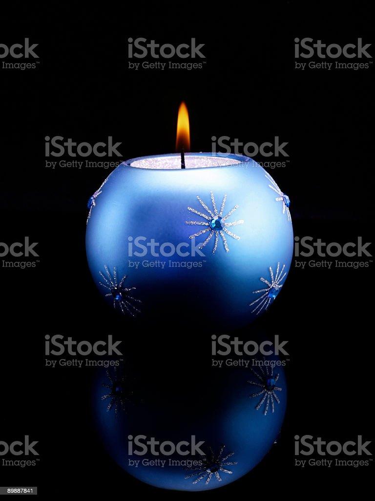 Winter Light royalty-free stock photo