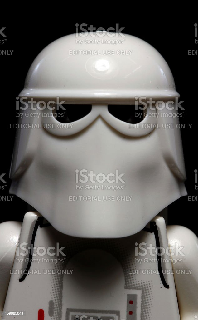 Winter Mask stock photo