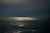 Winter Morning Over Calm Atlantic