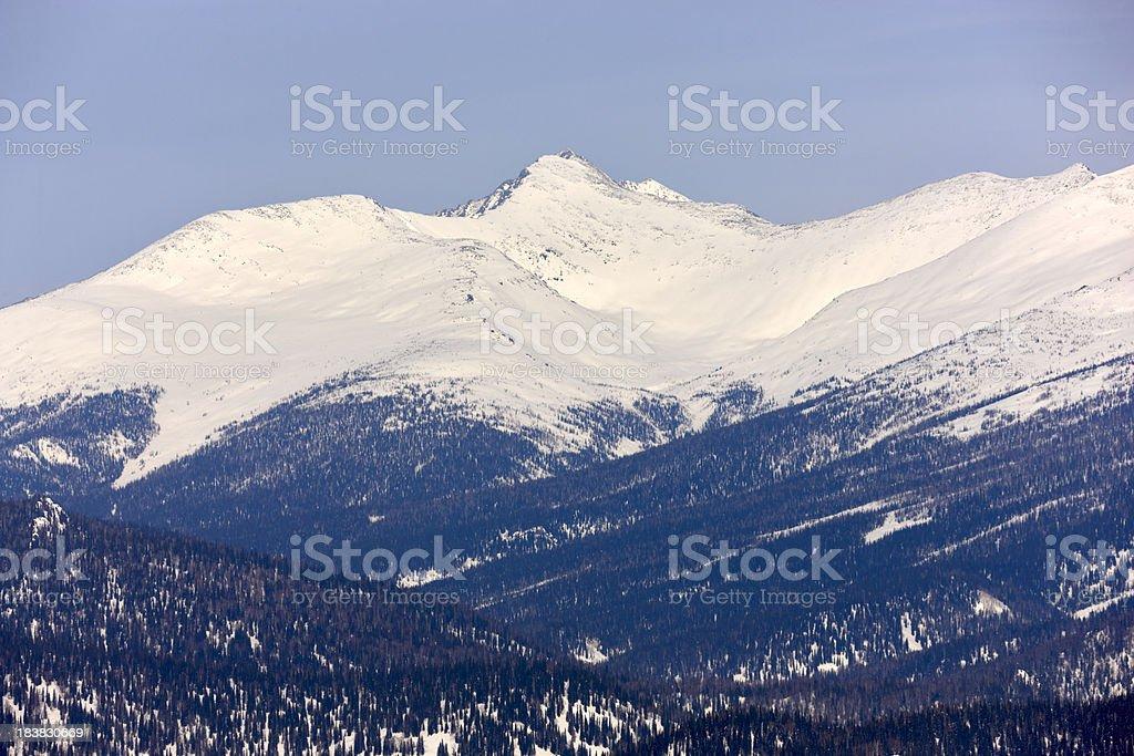 Winter motives royalty-free stock photo