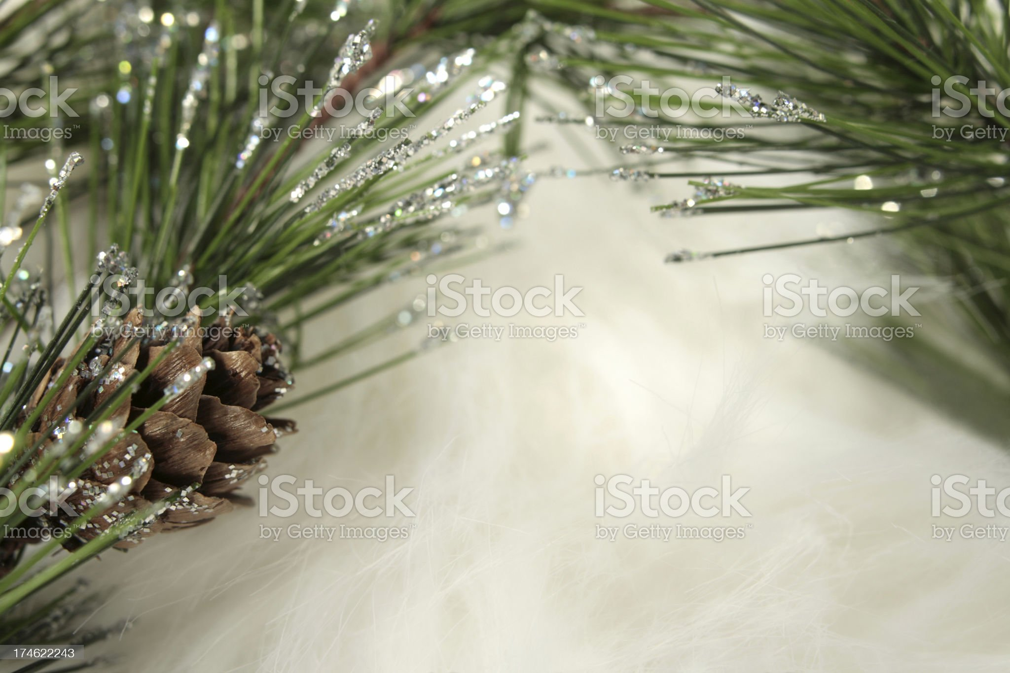 Winter Scene II royalty-free stock photo