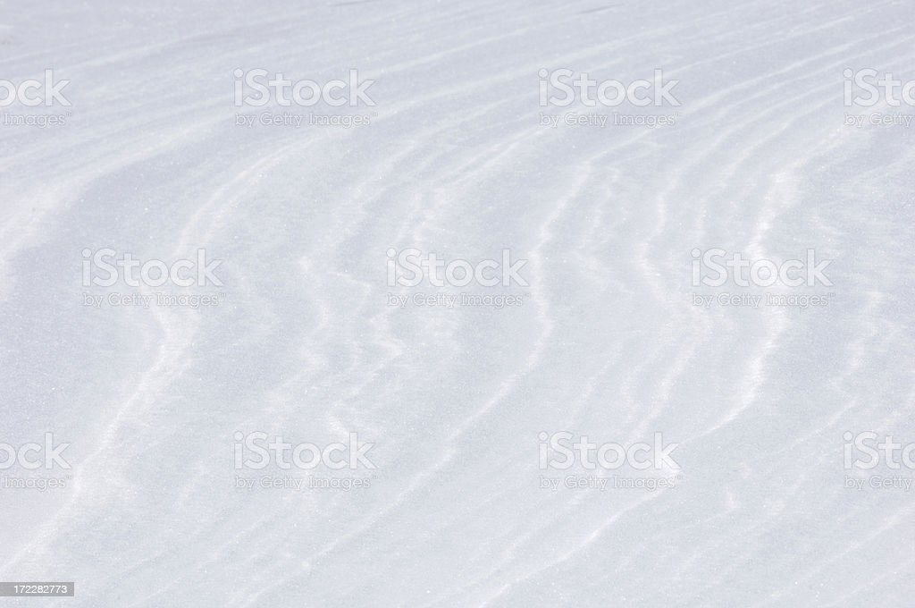 Winter Wind Texture royalty-free stock photo