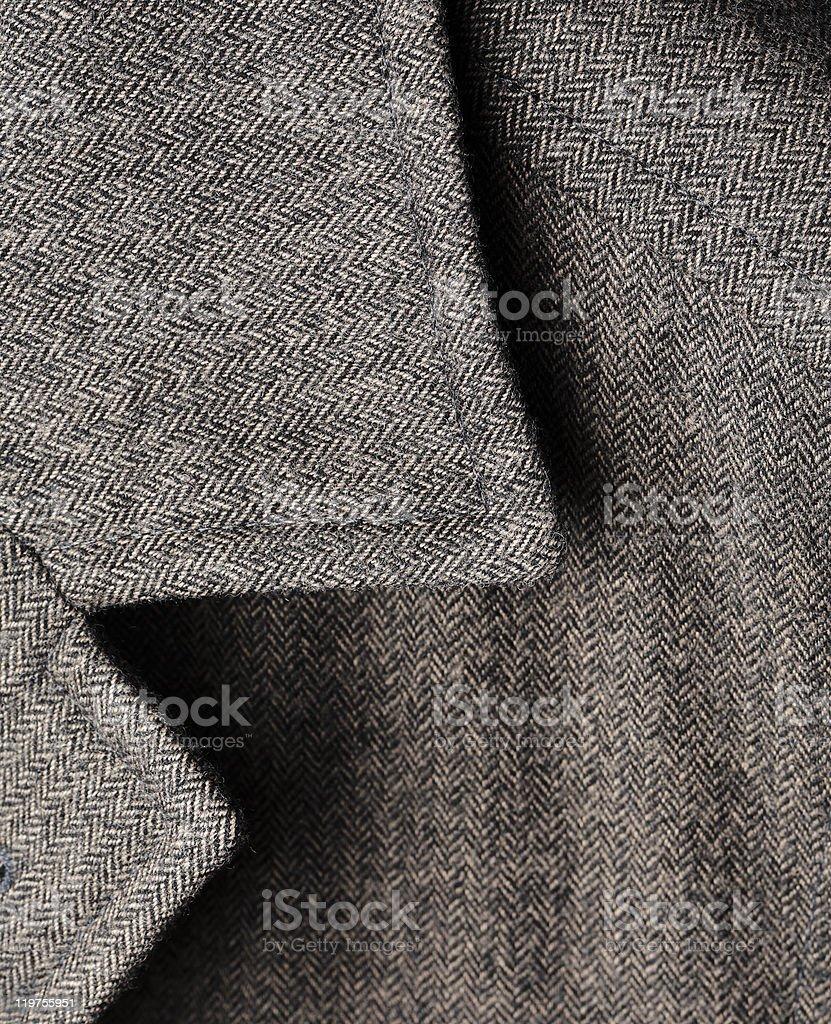 Wintercoat stock photo