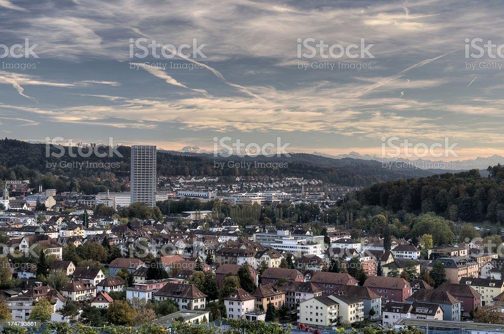 Winterthur stock photo