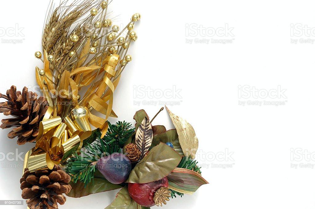 Wintertime Decoration stock photo