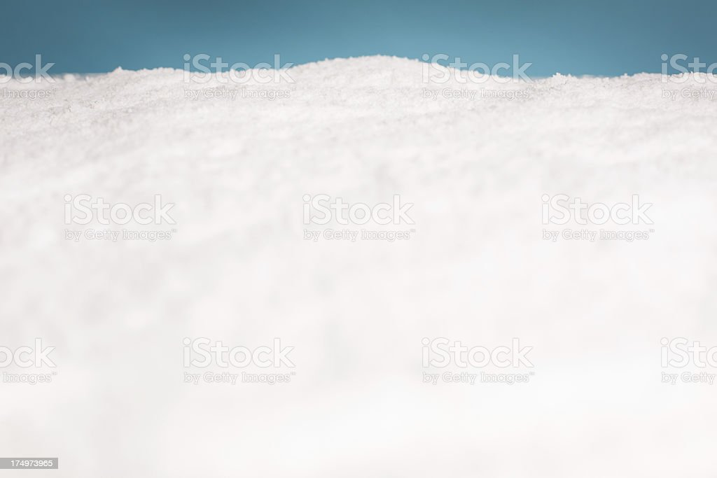 Wintery Background for Christmas, With Copy Space stock photo