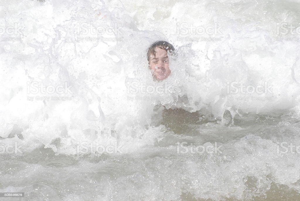 Wipe out stock photo