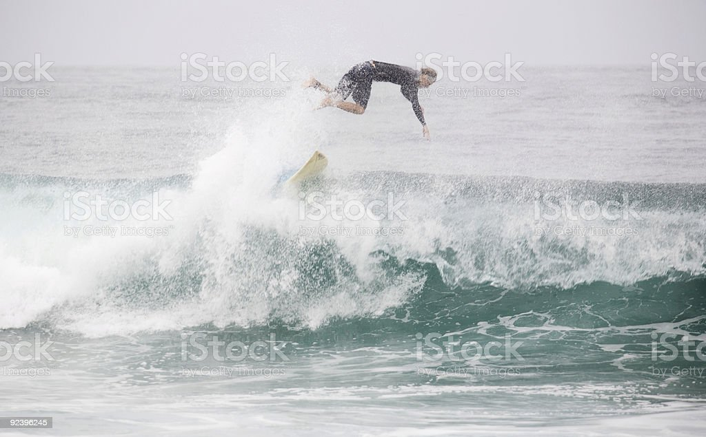 Wipe-Out stock photo