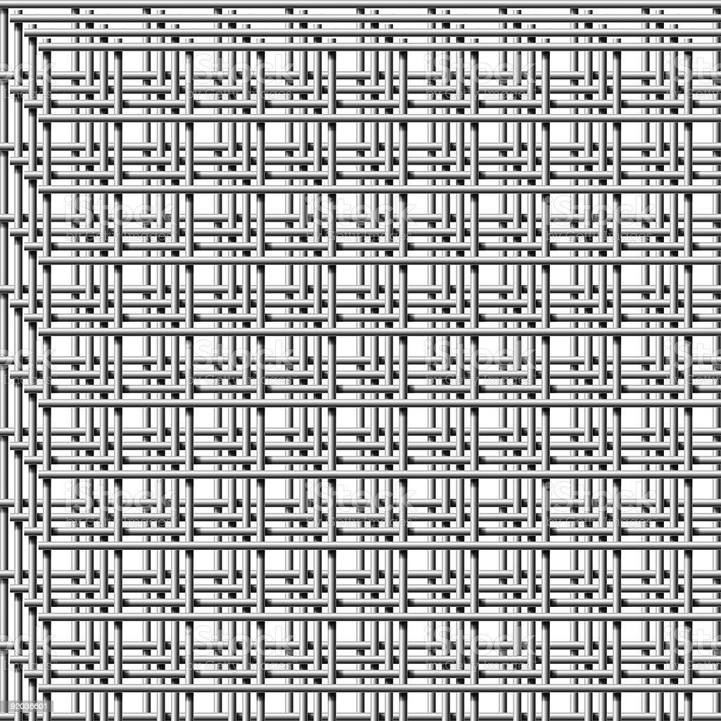 Wire Netting stock photo