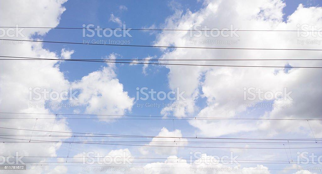 wire stock photo