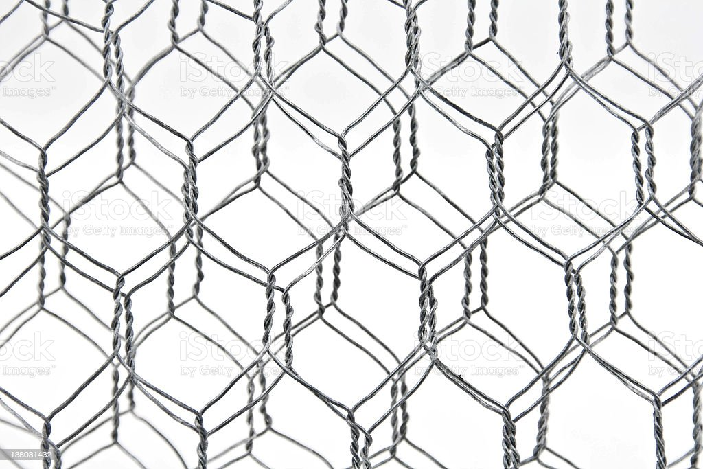 Wire Texture 2 royalty-free stock photo