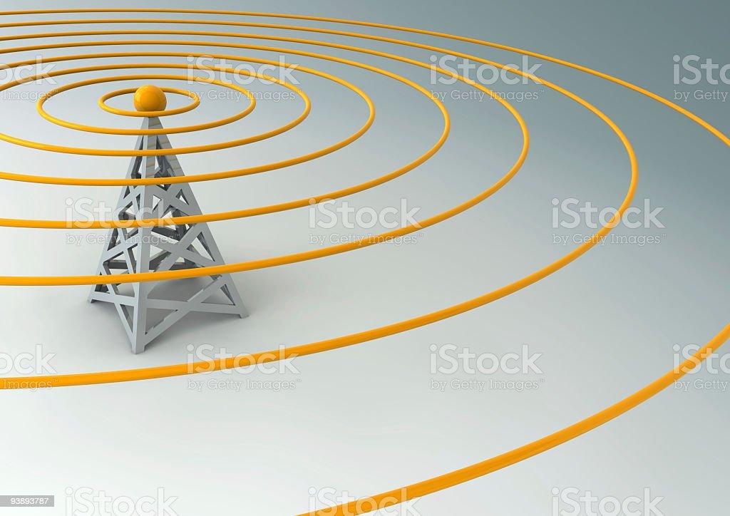 Wireless stock photo