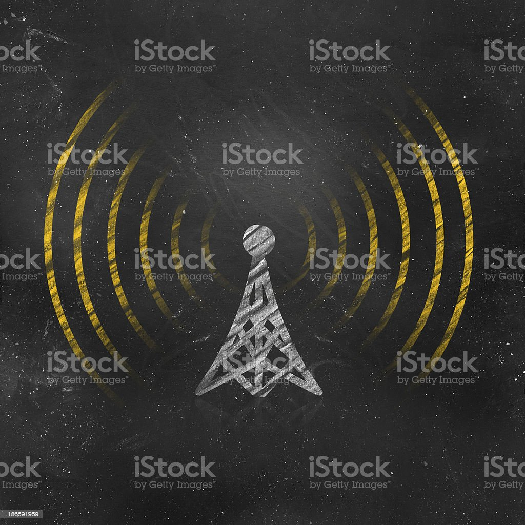 Wireless Technology stock photo