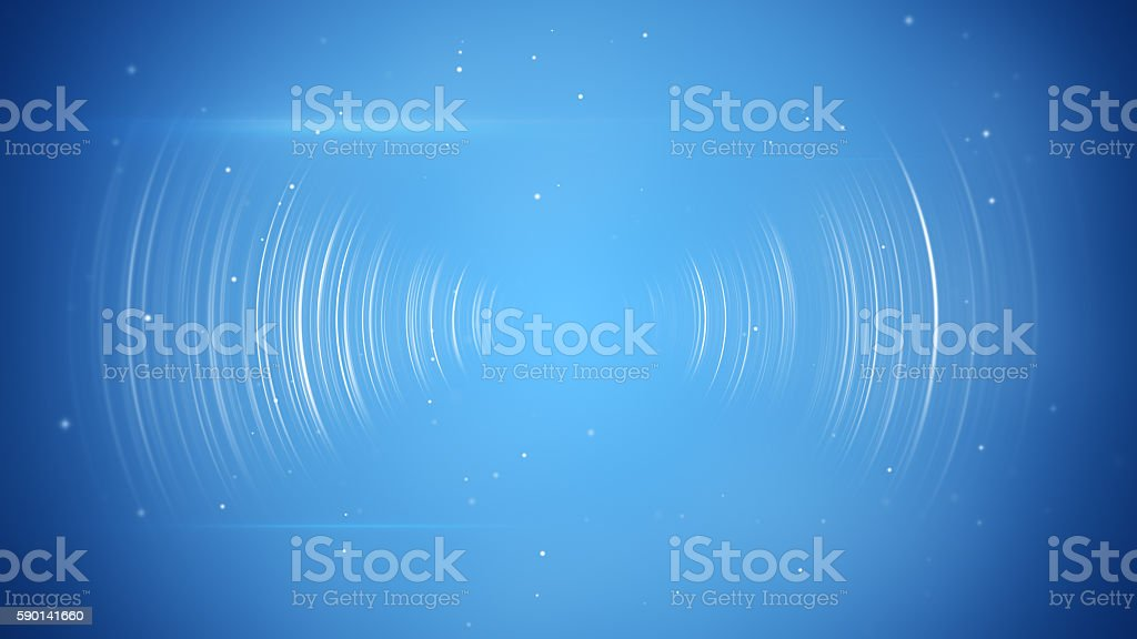 wireless transition abstract blue technology background stock photo
