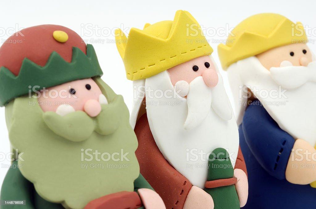 Wise men stock photo