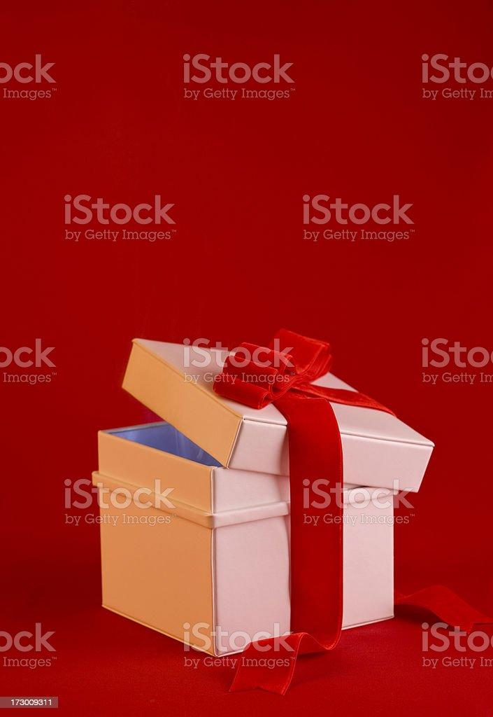 Wish in a box (XXL) royalty-free stock photo