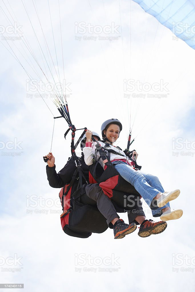 I wish this would never end! stock photo