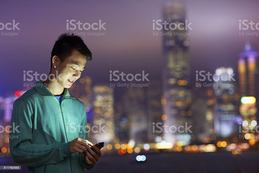 Wish you were here to share this view! stock photo