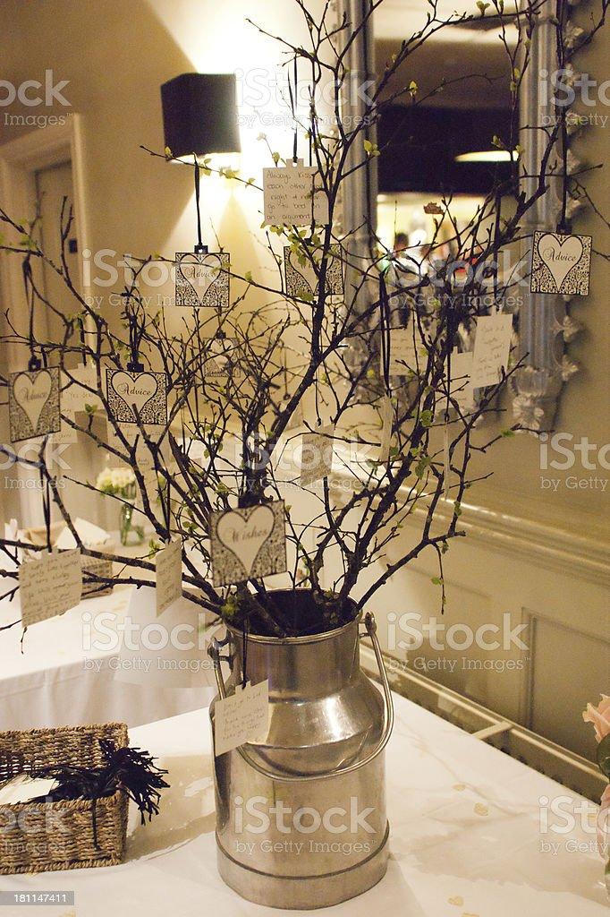 Wishing tree royalty-free stock photo