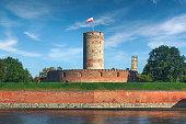 Wisloujscie fortress, Gdansk
