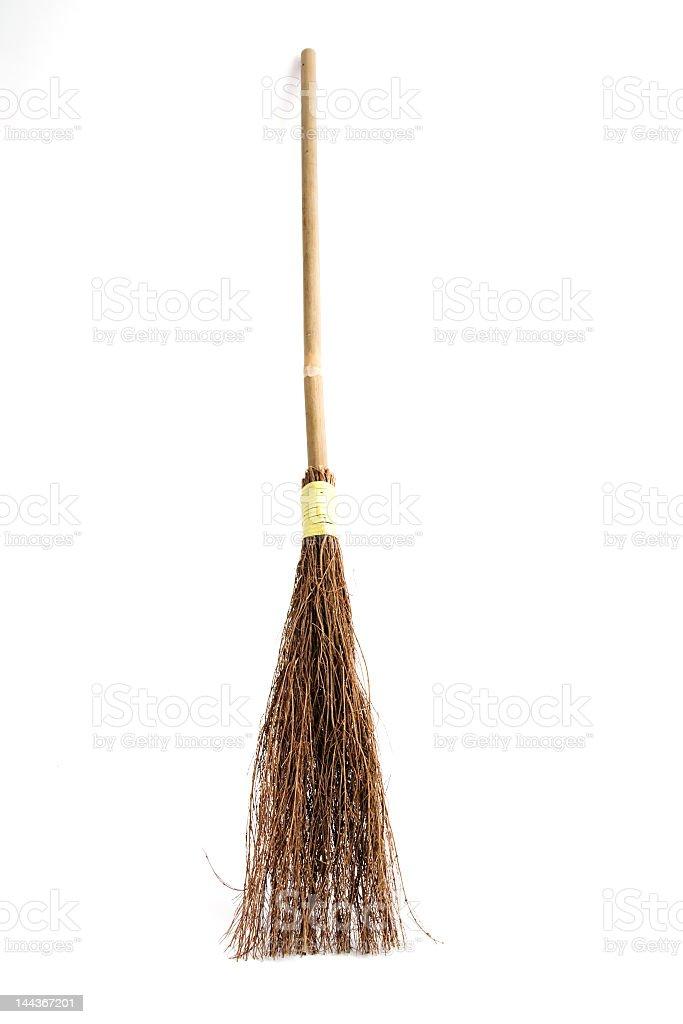 Witch Broom stock photo