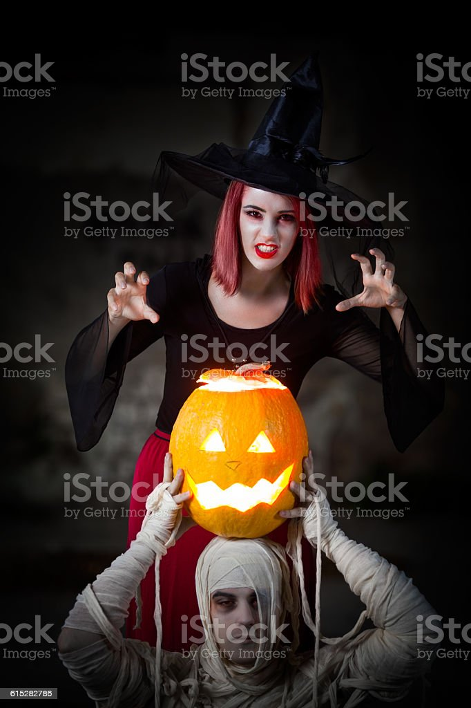 Witchcraft stock photo