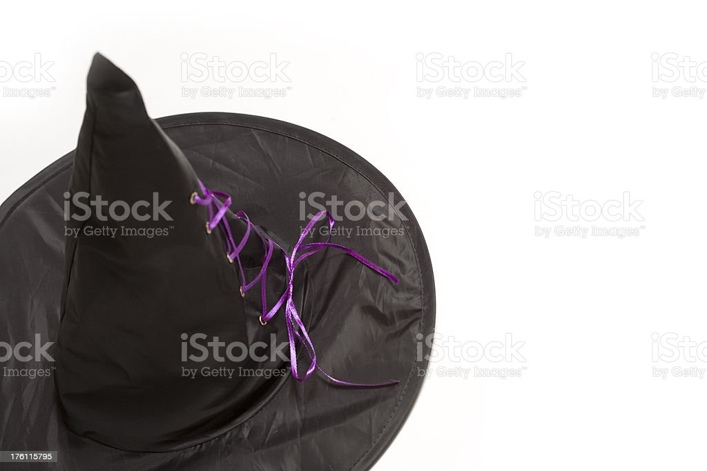Witch's Hat royalty-free stock photo