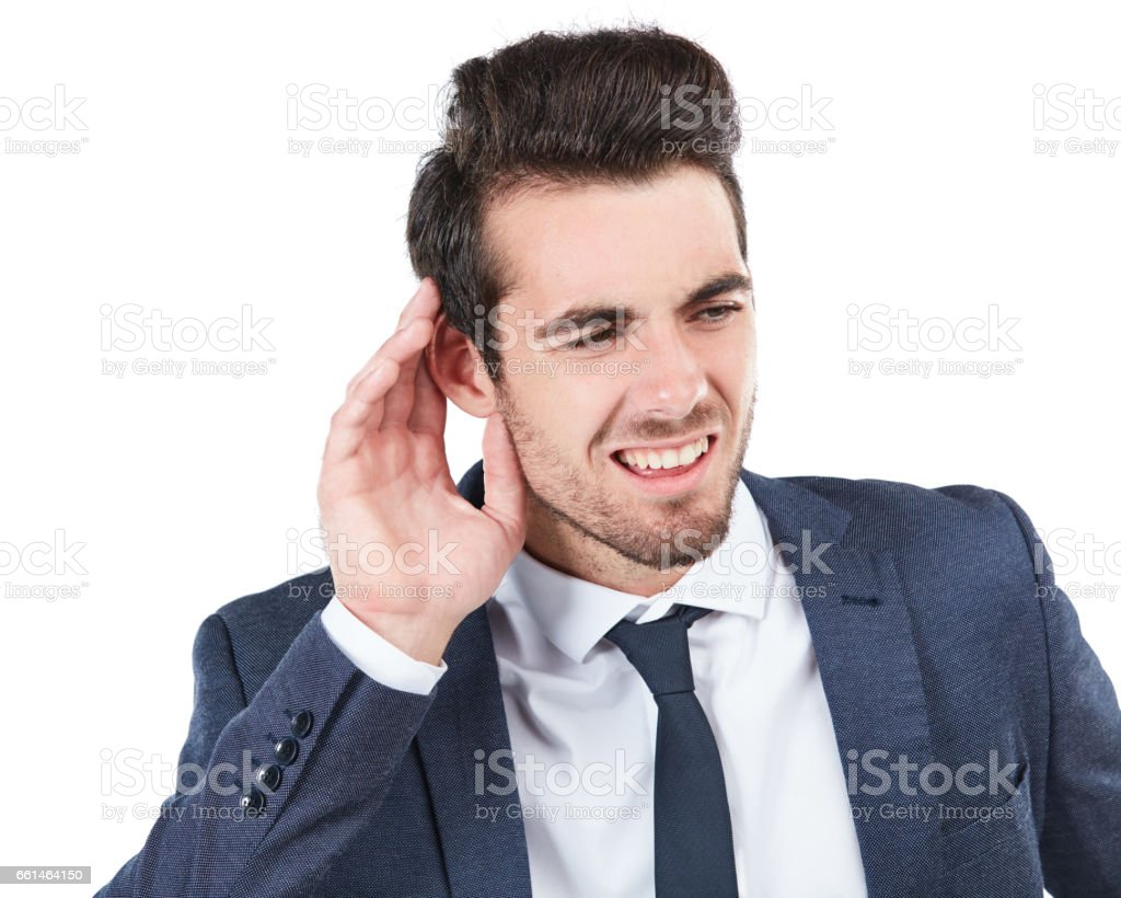 With a lot of success comes a lot of negativity stock photo