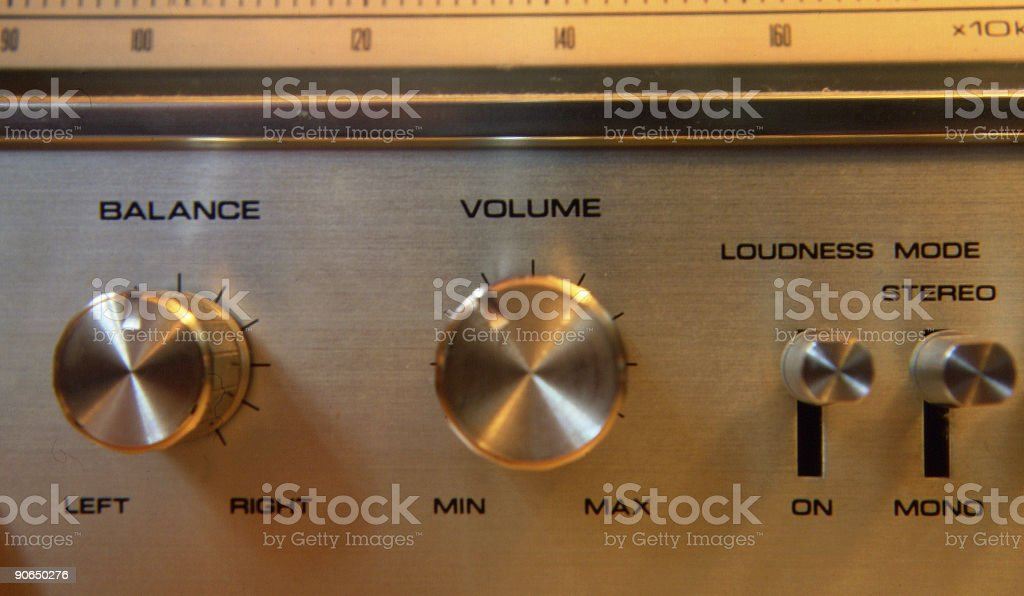 With Knobs On royalty-free stock photo