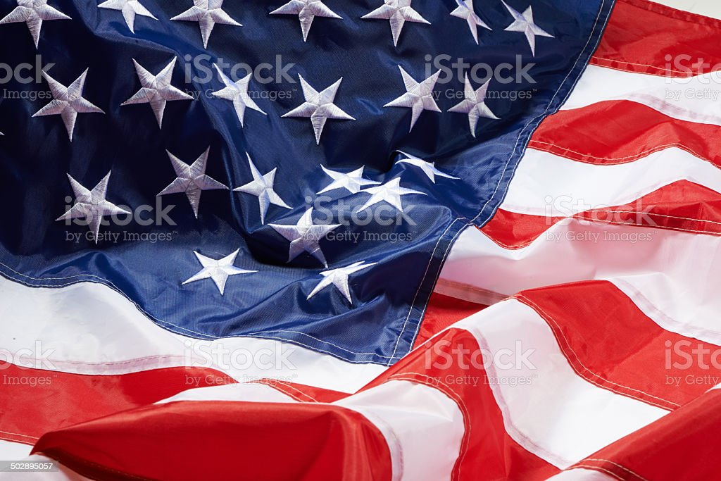 With liberty and justice for all royalty-free stock photo