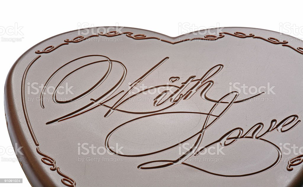 With Love  (XL) royalty-free stock photo