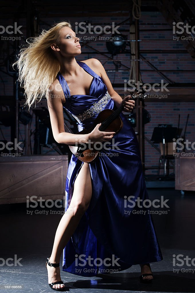 With music stock photo
