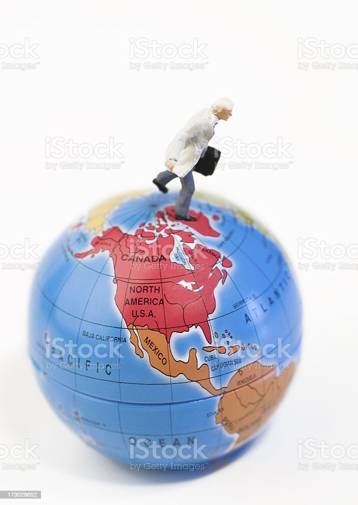 Without borders royalty-free stock photo