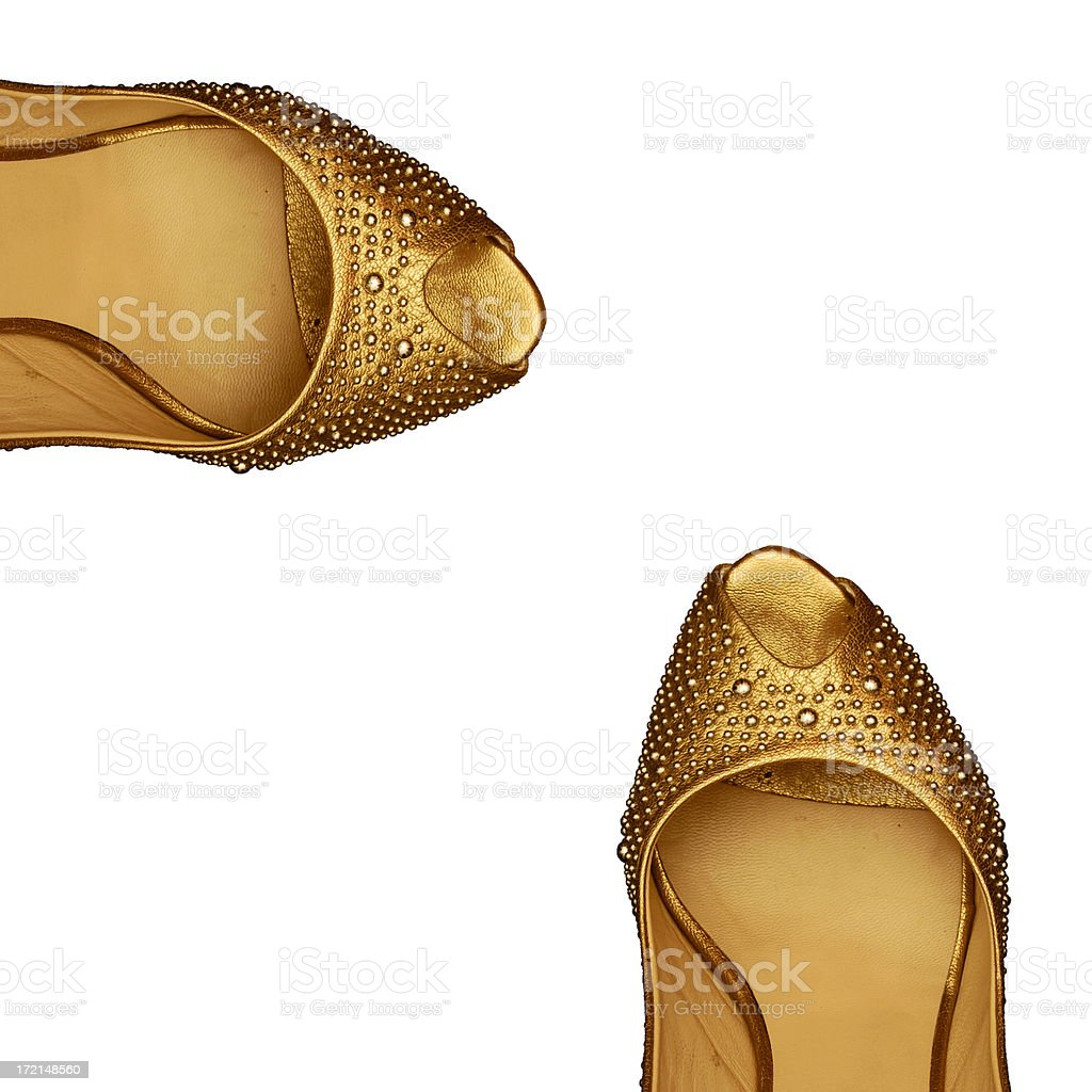 Without feet royalty-free stock photo