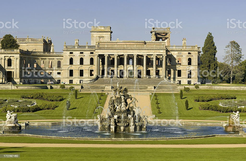 Witley Court royalty-free stock photo